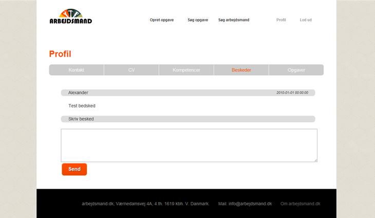 php-mysql-sammenlignings-site-profil